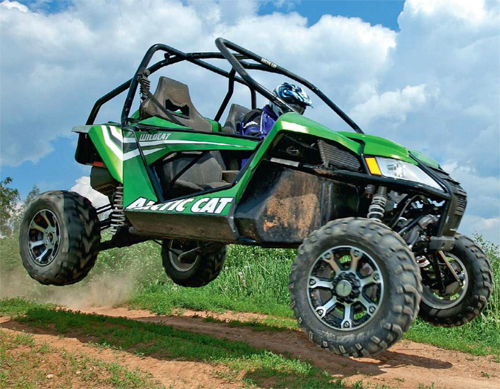 Arctic Cat Wildcat 2012